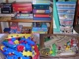 Een klein deel van het speelgoed.