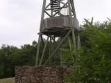 uitkijktoren bij Le mont